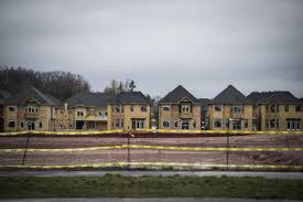 canadian housing starts drop as multi unit and single family paces