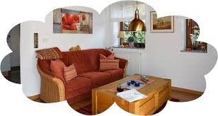 Esszimmer Sofa Das Wohn Esszimmer U2013 Ferienhaus Henny