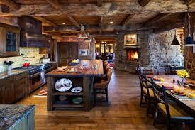 deco cuisine rustique cuisines cuisine rustique bois deco 17 exemples représentent la