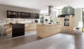 küche eiche hell moderne einbauküche norina 2371 eiche san remo küchen quelle