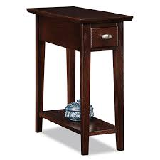 amazon com leick 10071 ch chairside recliner end table kitchen