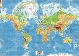 Peters Projection Map Only Maybe February 2012