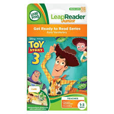 leapfrog leapreader junior book disney pixar toy story 3