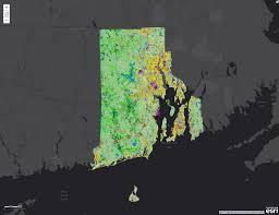 Map Rhode Island Rigis
