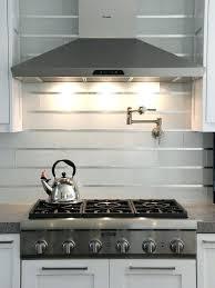 marvelous white glass subway tile kitchen backsplash kitchen glass