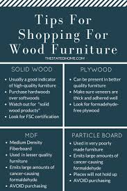 Best Wood For Furniture Best Wood For Furniture The Stated Home