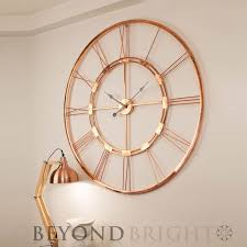 Home Decor Clocks Large Wall Clock As Decorative Element In Your Interior Room