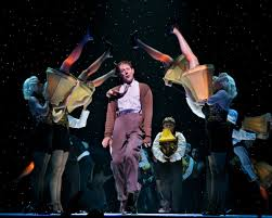 a story the musical at the lunt fontanne theater