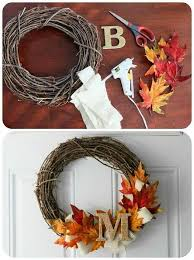 15 outstanding diy thanksgiving wreath ideas that are a must try