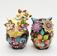 Handmade Home Decor Owl Lover Wedding Cake Topper Gold Weddding Home Decor Art Handmade 15 1899c53d Jpg
