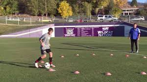 basic youth soccer drills dribbling 5 youtube