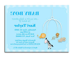 Baby Shower Invite Boy Examples Of Baby Shower Invitations Momocrocs Com