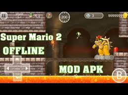 game mod apk hd super mario 2 hd gameplay android mod apk download youtube