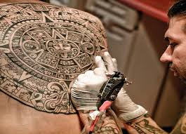 aztec tribal tattoos meaning for design idea for and