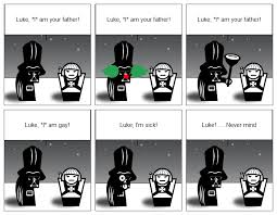 I Am Your Father Meme - stripgenerator com luke i am your father variations no 1