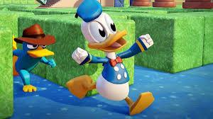 disney infinity u0027 brings donald duck mix video