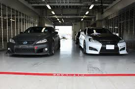 lexus is350 f kit does the is350 f sport have bigger brakes than our isf