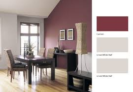 purple dining room paint project awesome dining room colour