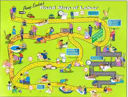Back Road Maps Road Map For Labour Chart Capers Bookstore