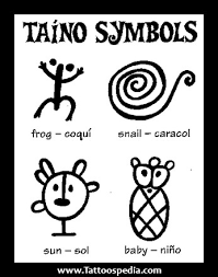 taino indian tattoos