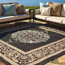 Waterproof Outdoor Rugs Medallion Outdoor Rug Is Constructed To Withstand The Ravages Of