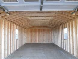 Portable Garages 12 U0027 X 36 U0027 Portable Garage 432 Sq Ft North Country Sheds