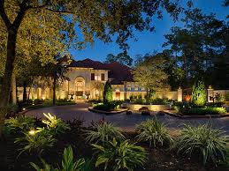 Residential Landscape Lighting Landscaping Lighting Jacksonville L H Services Jacksonville S