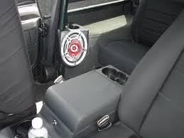 jeep wrangler speaker yj stereo in dash speaker install completed