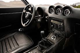 nissan fairlady 240z interior 1973 datsun 240z restoration refined photo u0026 image gallery