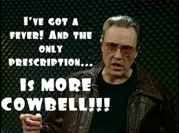 Christopher Walken Cowbell Meme - what book alleges uofl used escort services page 427