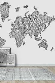 31 best world map wall murals images on pinterest photo