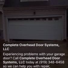 Overhead Door Problems Complete Overhead Door Systems 17 Photos Garage Door Services
