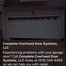 Overhead Garage Door Problems Complete Overhead Door Systems 17 Photos Garage Door Services