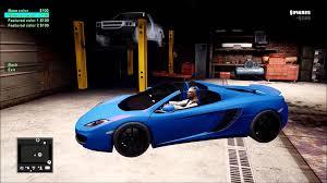 4 Car Garages by Gta 4 Car Customization Garage Extras Bulletproof Tires