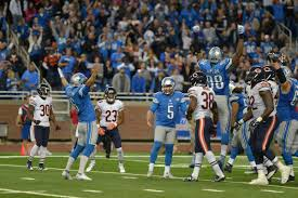 lions record on thanksgiving games detroit lions vs chicago bears preview on paper pride of detroit