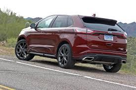 nissan murano vs ford edge 2015 ford edge review autoweb