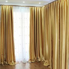 Yellow Brown Curtains Take Golden Yellow Insulated Window Curtains Home Golden Yellow
