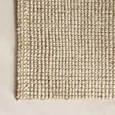 Pottery Barn Wool Jute Rug Chunky Wool And Jute Rug Visualizeus