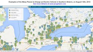 Hamilton Ontario Map Ev Charging Maps