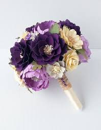 paper flower bouquet paper bouquet paper flower bouquet wedding bouquet shades of