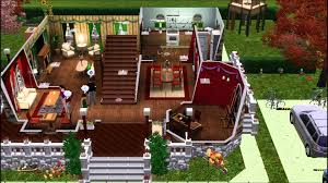 sims 3 blood family u0026 the tiny victorian manor youtube