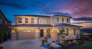 new construction home plans residence 5 plan 4253 new home plan in summit view at blackstone