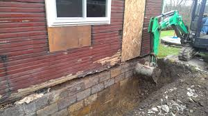 flooding basement image photo album exterior french drain house