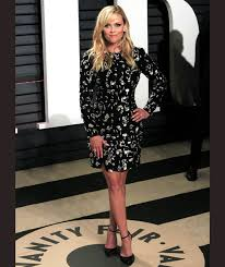 Vanity Fair Clothing Company 6 Reese Witherspoon Arrives For The 2017 Vanity Fair Oscar Party