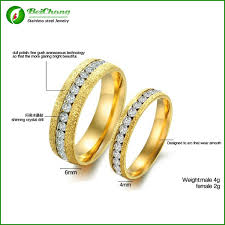 wedding ring price new style personalized scrub matte stainless steel saudi arabia