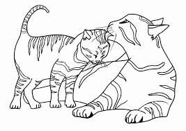 black cat coloring pages halloween printable coloring sheet