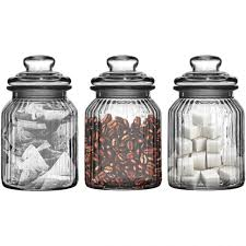 uncategories glass canisters with lids mason jar kitchen