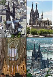 Medieval Cathedral Floor Plan Cologne Cathedral Wikipedia