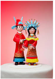 Chinese Wedding Cake Topper Picture Png 1 Comment