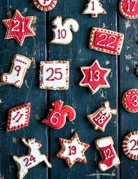 easy christmas cookies recipe olive magazine